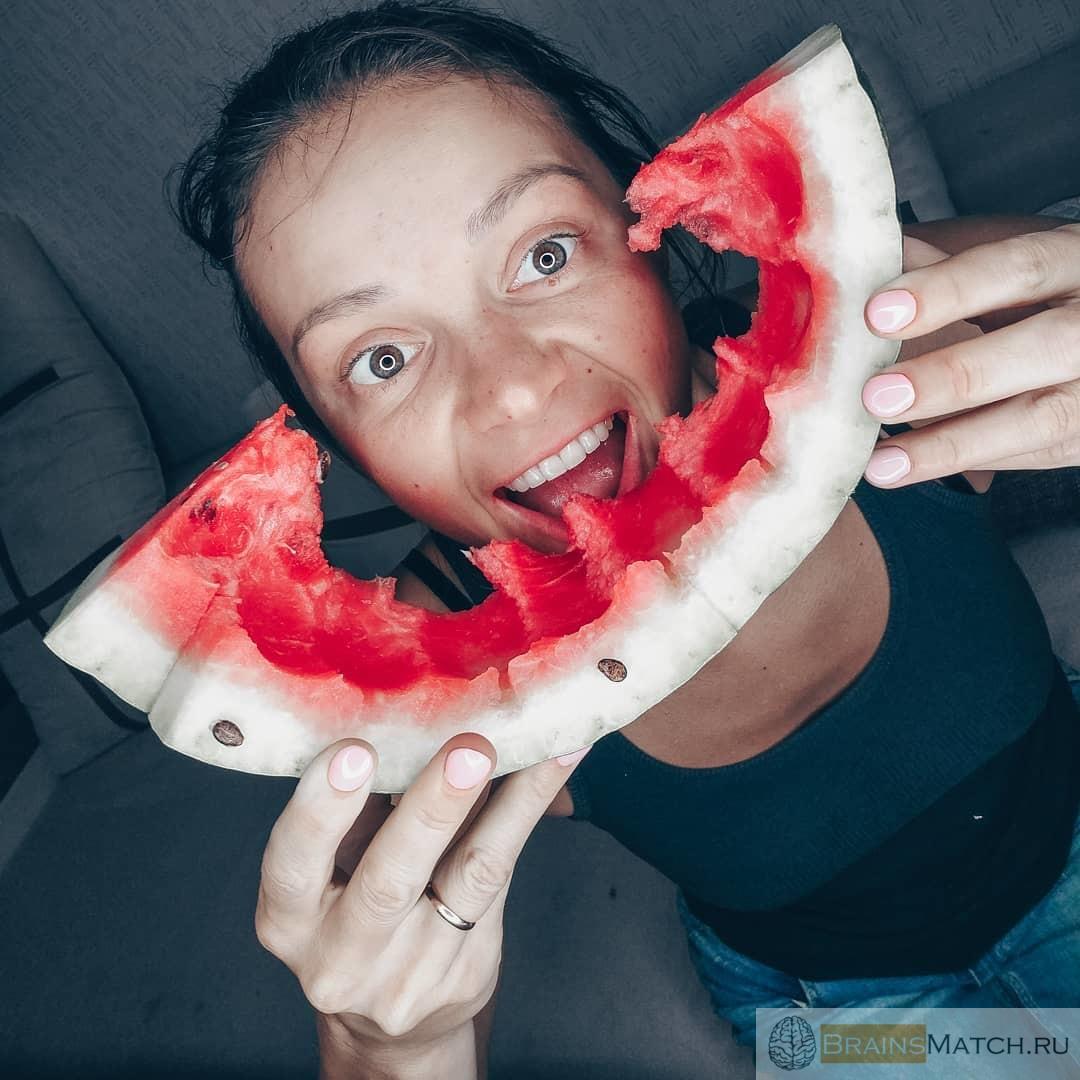 арбузная диета для девушек
