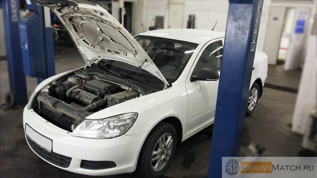 как проверить техническое состояние авто