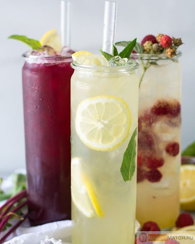 летний напиток