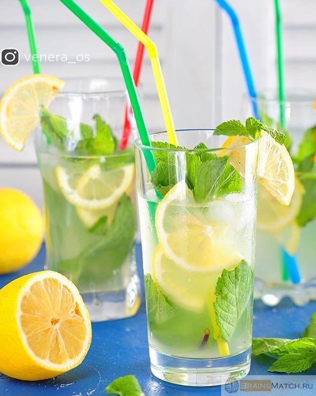 летние напитки